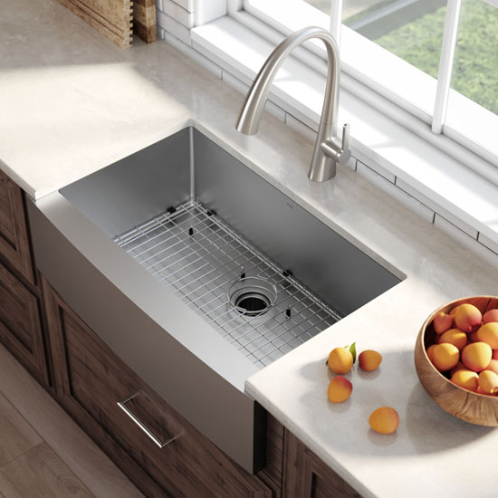 Kitchen Sink Display 1