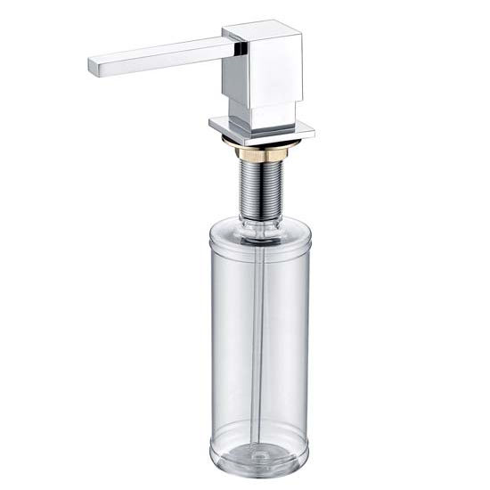 Kraus KRS-KSD-35CH, Soap Dispenser Chrome