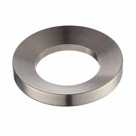 Kraus Brushed Nickel Mounting Ring