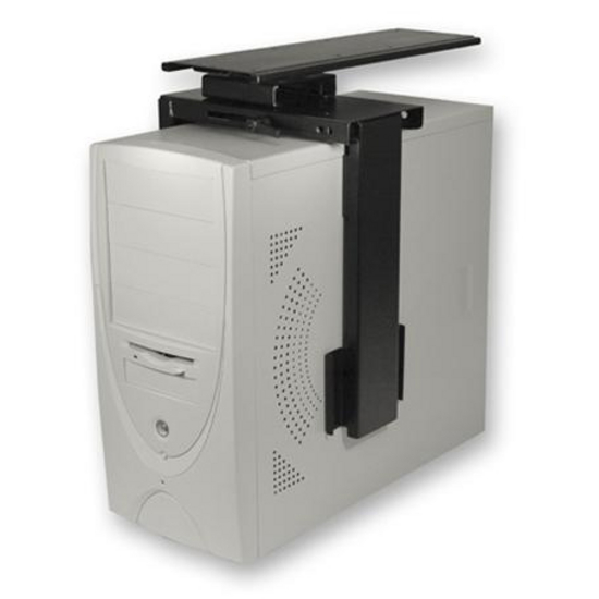 Knape & Vogt - CPU Holder w/ Slide & Swivel