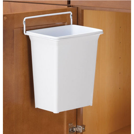 kitchen waste bins door mounted 2