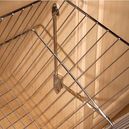 Knape Amp Vogt Wire Laundry Hamper With Tilt Out Mounting