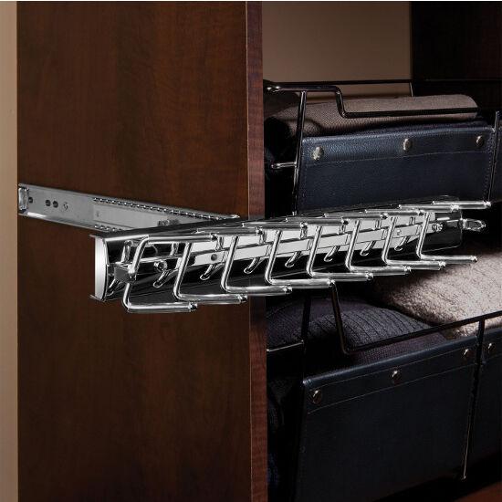 Knape Amp Vogt Premium Swivel Belt Rack Kitchensource Com