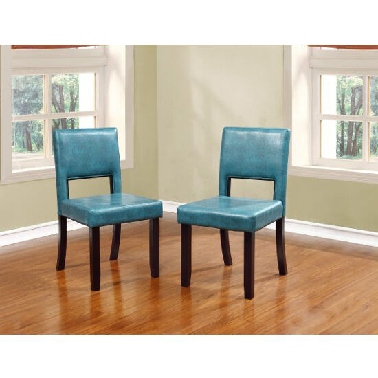Vega Aegean Dining Chairs By Linon Kitchensource Com