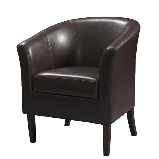 Simon Padded Arm Chair