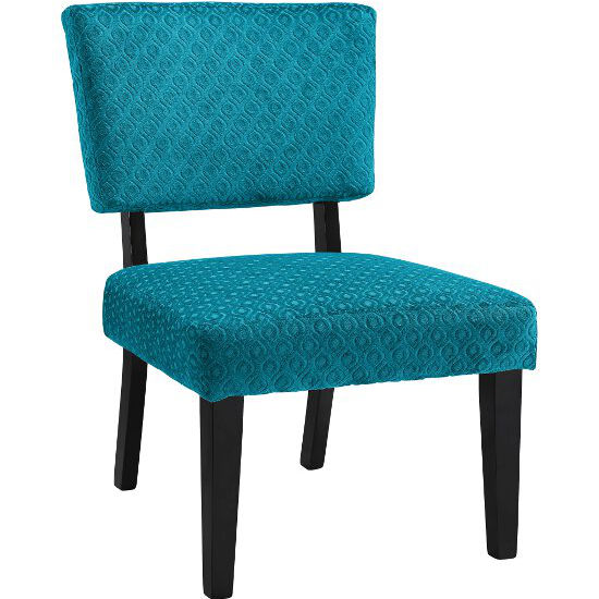 Taylor Blue Accent Chair