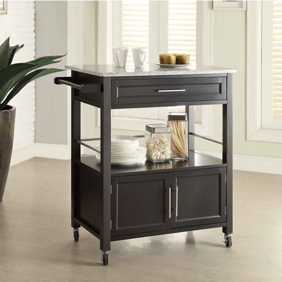 Cameron Kitchen Cart