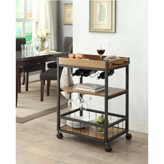Austin Kitchen Cart By Linon Kitchensource Com