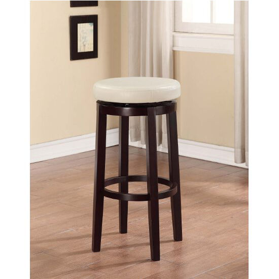 Kitchen Stools Kmart: Maya Brown 24'' Counter Stool By Linon