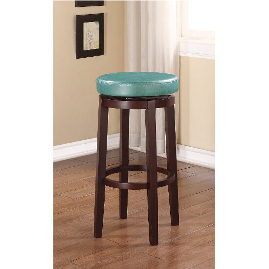 Maya Brown 24 Counter Stool By Linon Kitchensource Com