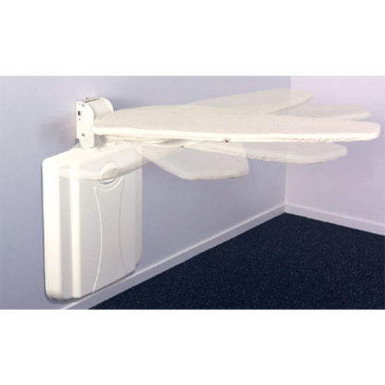 Ironing Board Wall Mounted Ironing Center By Lifestyle