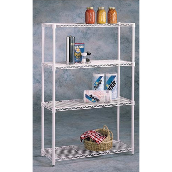 Inter Metro 4 Shelf Prepack Storage Unit