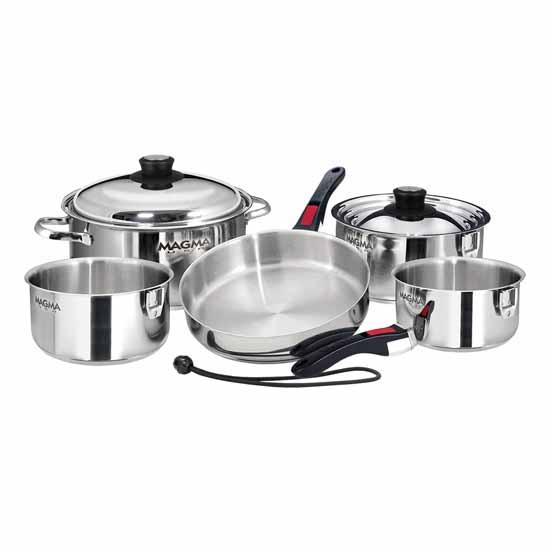 10 Piece Standard Cookware Set
