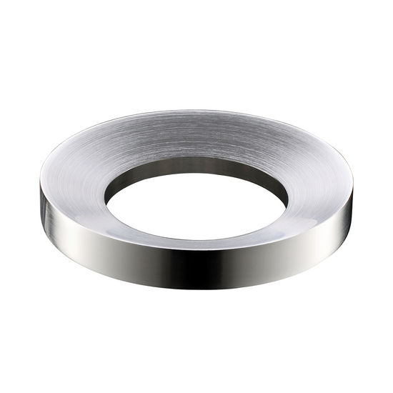 Kraus Brushed Nickel Mounting Ring