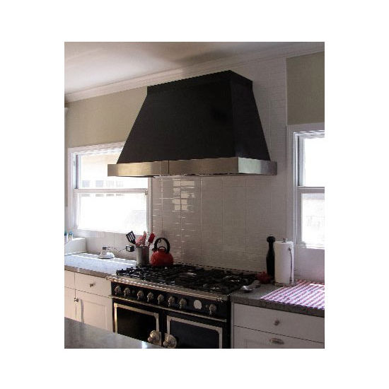 Range Hoods - PS24 Professional Series Wall Mount Canopy Style Rangehood by Modern Aire | Kitchensource.com  sc 1 st  KitchenSource.com & Range Hoods - PS24 Professional Series Wall Mount Canopy Style ...