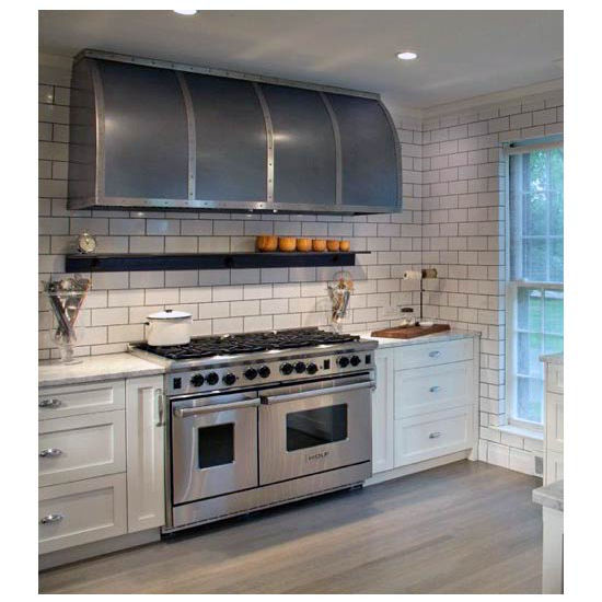 modern aire ps26 professional series canopy wall mount rangehood  available in 400 cfm  600 cfm