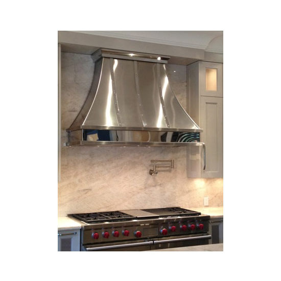 Range Hoods Ps33 Professional Series Curved Wall Mount