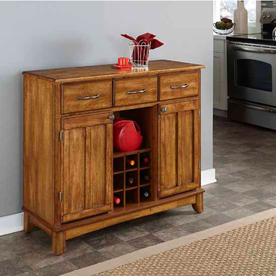 Home Styles Mix and Match Server Buffet Island