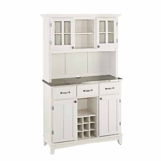 Large Buffet Server With Two-Door