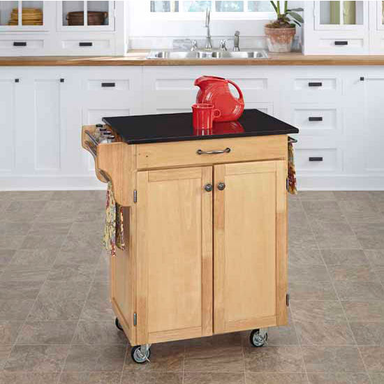 Home Styles Mix and Match Kitchen Cuisine Cart
