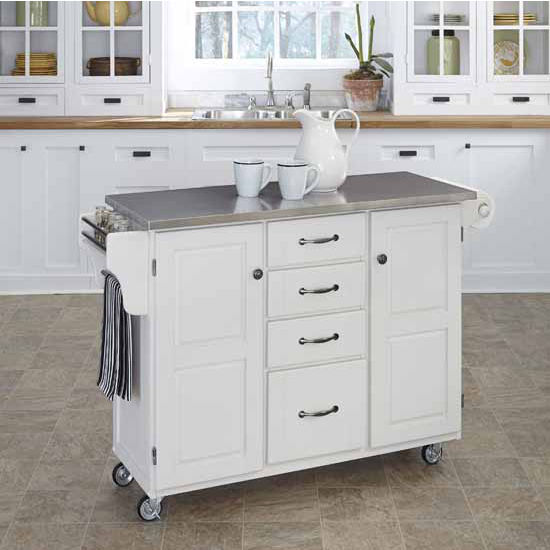 Home Styles Mix and Match Kitchen Islands
