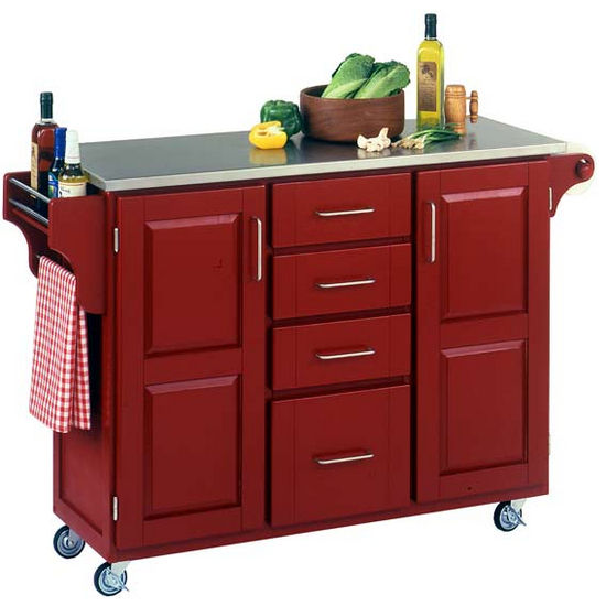 Kitchen Carts Kitchen Islands Work Tables And Butcher Blocks With Multiple Styles Finishes