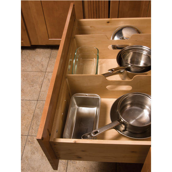 Kitchen Cabinet Drawer Kits: Omega National Tra-Sta Deep Drawer Kit