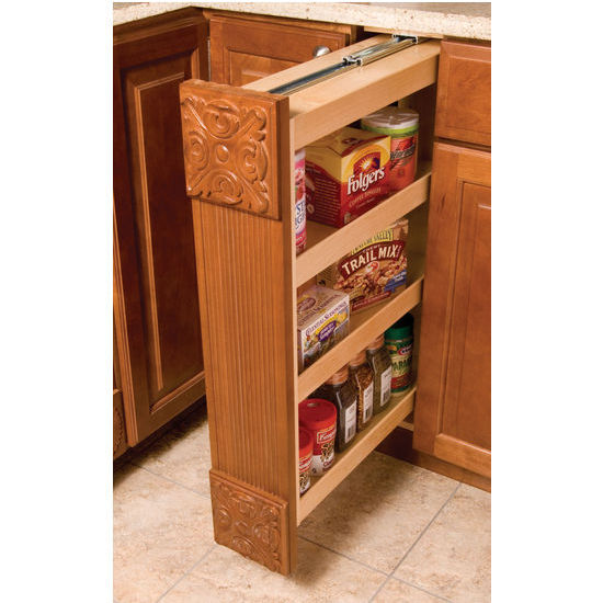 kitchenmate kitchen base cabinet filler pantry by omega