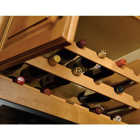 Wine Racks - Solid Wood Wine Bottle Racks in 4 Different Woods by ...