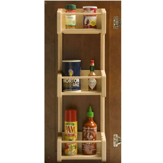 Cabinet Door Pantry Tray Rack