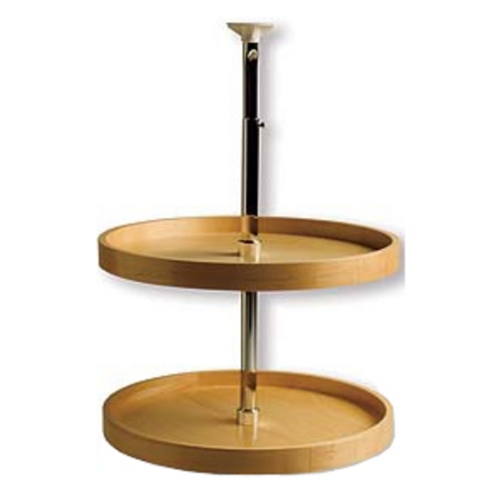 Pole Mounted Lazy Susan