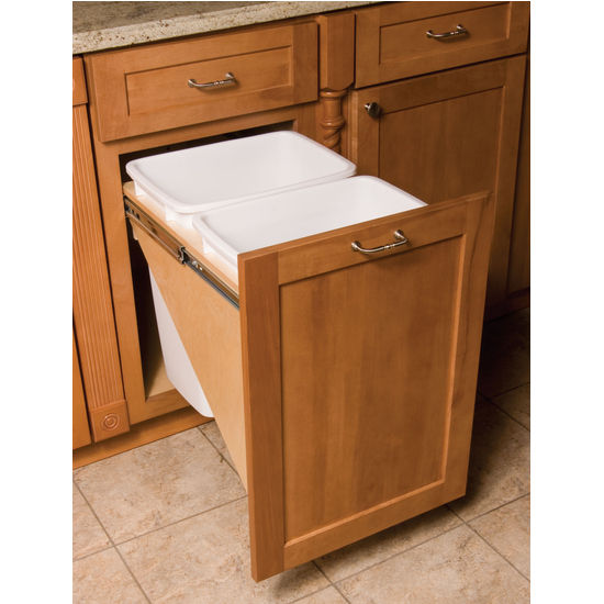 KitchenMate Waste/ Recycle Pullouts