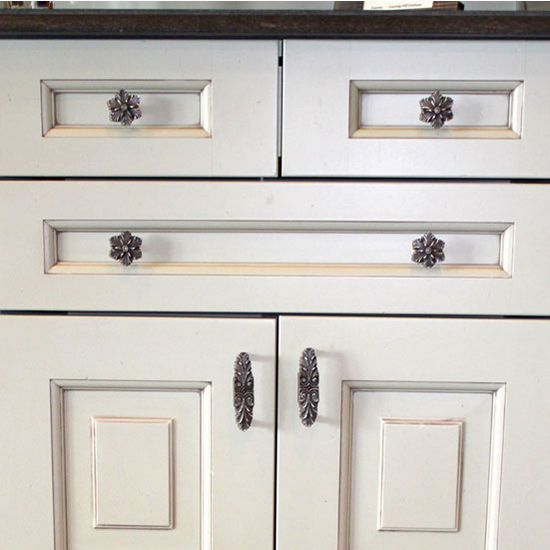 Nh Kitchen Cabinets: Classic Collection 3-3/4'' Wide Opulent Scroll Cabinet