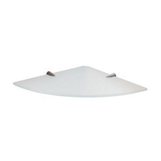 Nameeks Wall Mounted Ultra light Glass Shelf