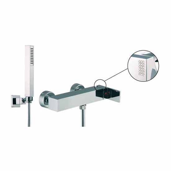 Fima Wall Mounted Shower Mixer With Shower Set