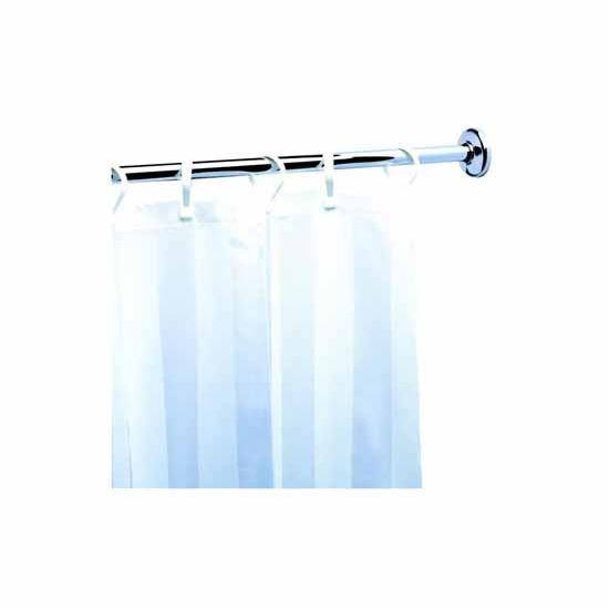 Nameeks Brass Shower Curtain Rail
