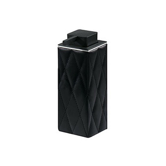 Nameeks Tall Faux Leather Soap Dispenser