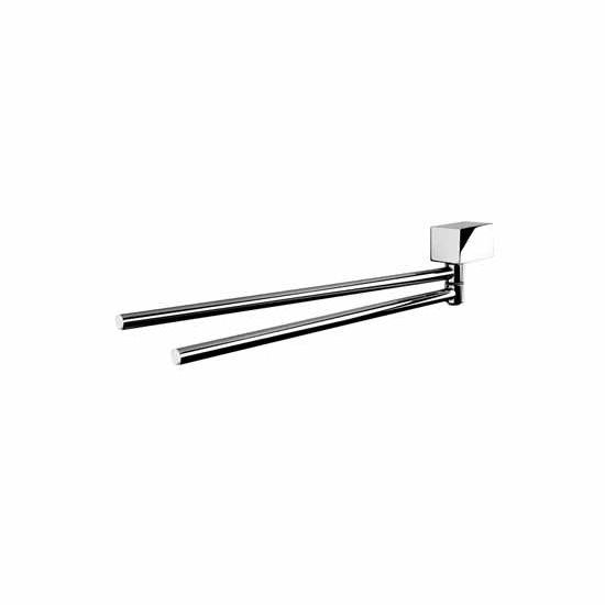 Nameeks Brass Towel Rail