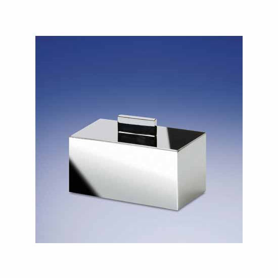 Nameeks Windisch Box Metal Series Q-Tip Jar