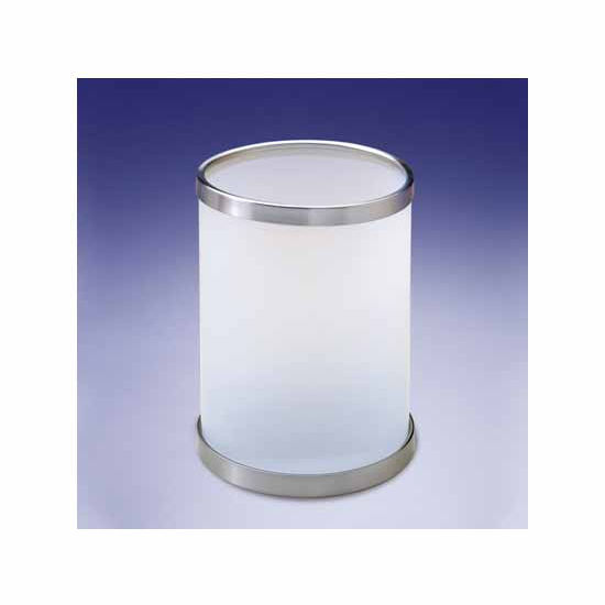 Nameeks Windisch Bath Bin Frozen Glass