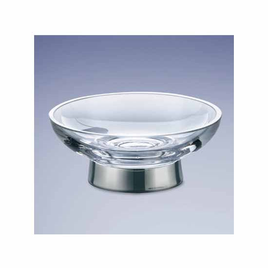 Nameeks Windisch Accessories Plain Glass Soap Dish