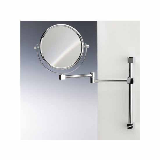 Nameeks windisch wall mounted 3x magnifying mirror with Bathroom magnifying mirrors wall mounted