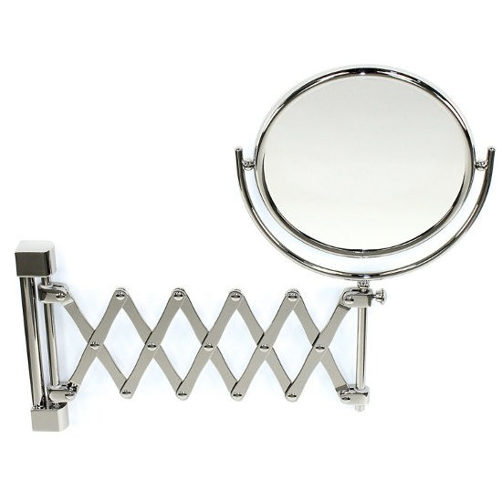 Nameeks Windisch Double Face Wall Mounted 3X Magnifying Mirror