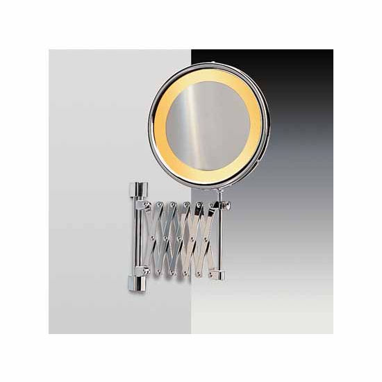 Nameeks Windisch Incandescent Light Mirror 3X Magnifying Mirror