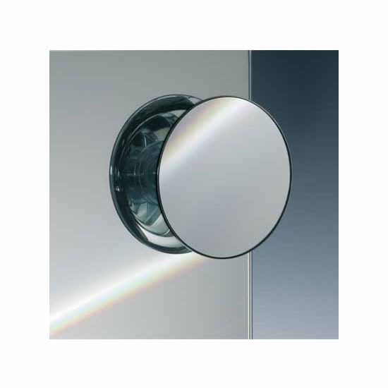 Nameeks Windisch Suction Pad Mirror 3X Magnifying Mirror