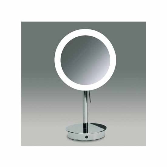 Nameeks Windisch Free Stand Led Mirror3x Magnifying Mirror