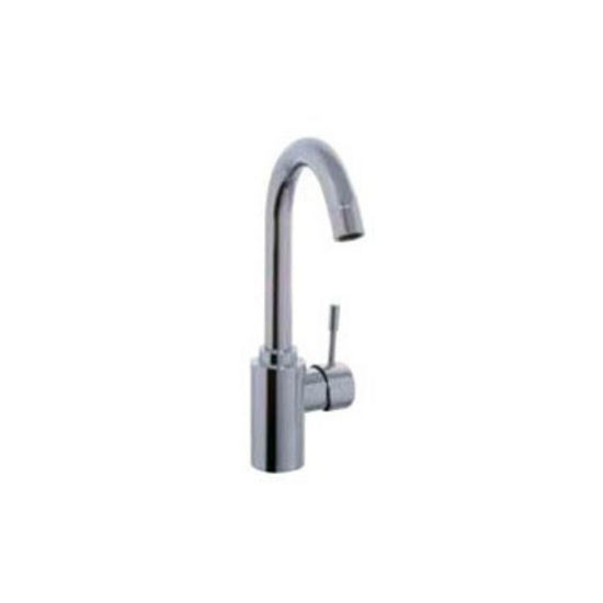 Single Hole Wash Basin Single Mixer with Swivel Spout