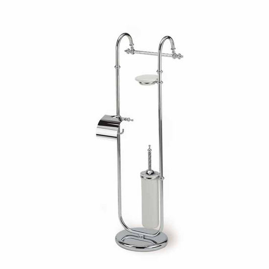 4-Function Bathroom Butler