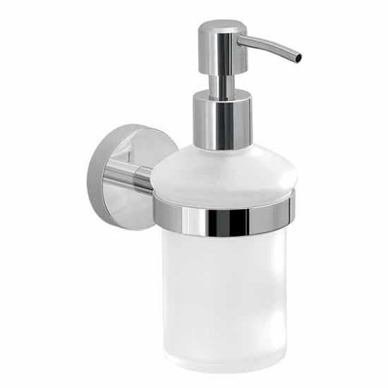 Nameeks Gedy Eros Collection Soap Dispenser, Chrome