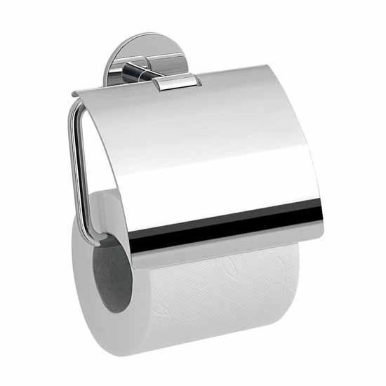 Nameeks Gedy Gea Collection Toilet Paper Holder, Chrome